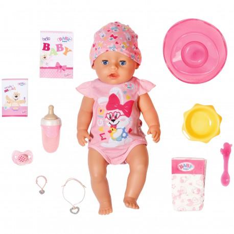 Lalka Interaktywna Baby Born Magic Girl 9 Funkcji + 10 Akcesoriów