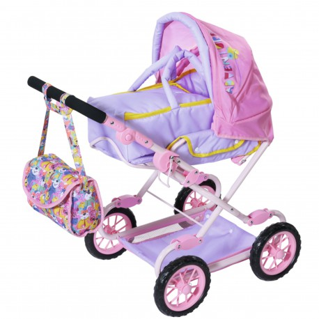 BABY born Deluxe Pram Doll pram