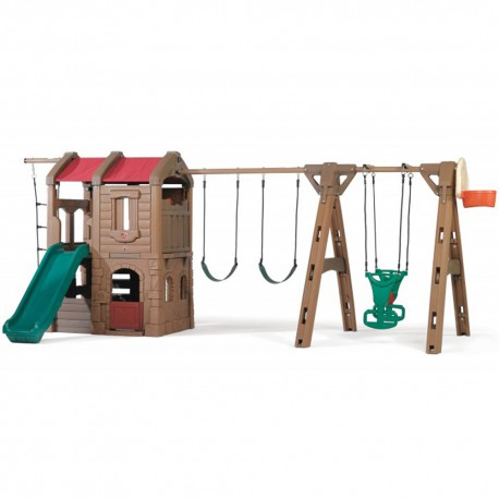 STEP2 Naturally Playful Adventure Logne Play Cente