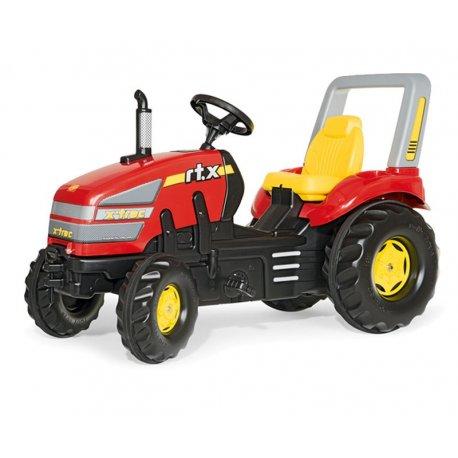 Duży Traktor na pedały 3-10 lat Rolly Toys X-trac